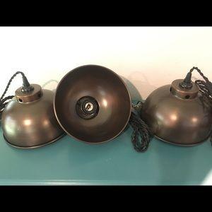 Oil Rubbed Bronze Pendant Lights